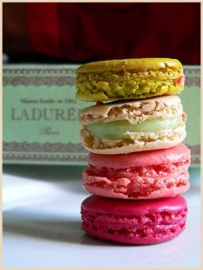 laduree macarons st germain paris