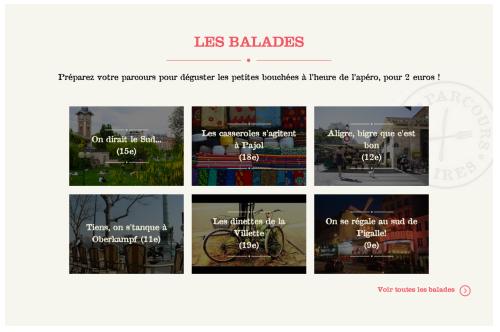 Les Balades